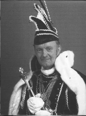Z.D.H. Prins Henk de Geplukte met Hofdame Jouëlle Melief