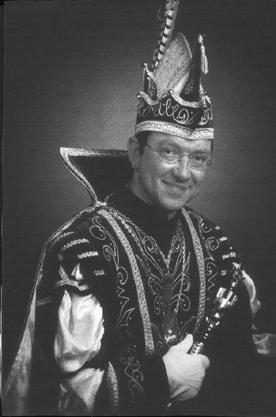 Z.D.H. Prins Henk IV de Geschrapte met Hofdame Ellis Ambting