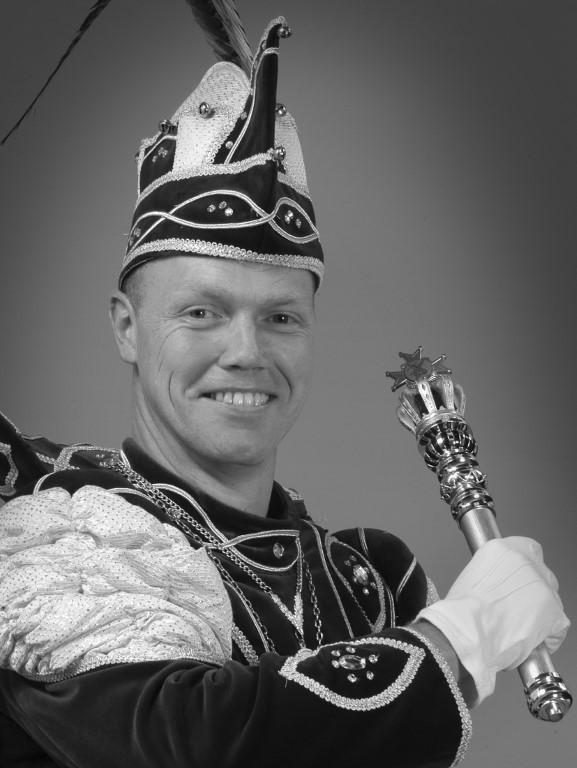 Z.D.H Prins Roelof I van Hoofd, Schouders, Knie en Teen
