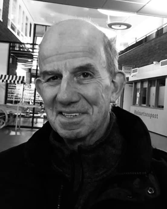 Ter herinnering aan ons erelid Ruud Heezen